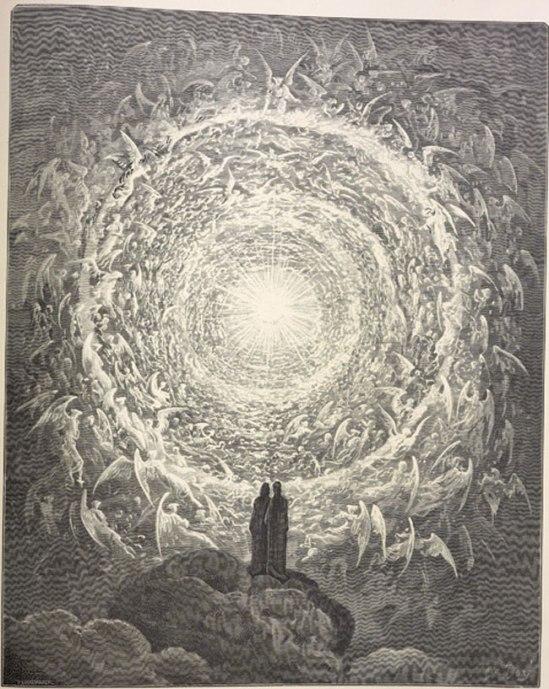 Dante'sCelestialrose